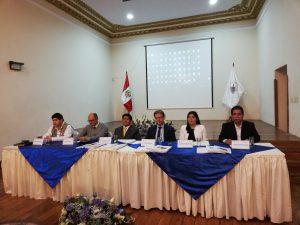 Presentación y discusión de resultados y alternativas de remediación de los pasivos ambientales mineros en La Ciénaga-Región La Libertad