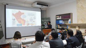 Seminario CIES / taller con periodistas