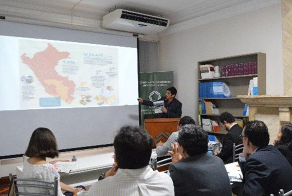 Seminario CIES taller con periodistas