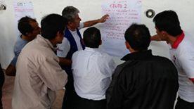 Taller en La Libertad Peru