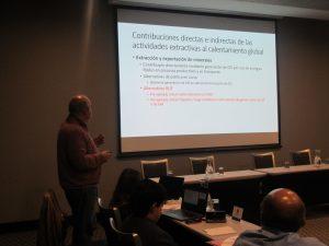 XXI Reunión de la Red Latinoamericana sobre Industrias Extractivas-Chile