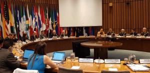 """Diálogo multiactor """"Gobernanza para la minería del Siglo XXI en los países andinos"""""""
