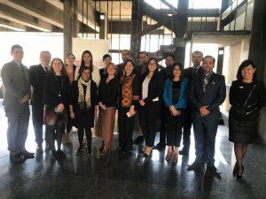 """Evento """"Sesión de Trabajo Grupo FIO/CEPAL/GIZ: La inclusión del enfoque basado en derechos humanos en las evaluaciones de impacto ambiental"""""""