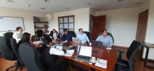 Actividad de intercambio – Implementación de EITI y gestión de portales de datos. Colombia y Perú.