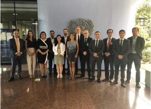 Perú y Chile intercambian metodologías sobre estadísticas mineras del uso de agua y energía