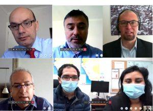 Seminario virtual: Conclusiones y reflexiones acerca de la cooperación Sur-Sur: Intercambio metodológico de estadísticas mineras entre Chile y Perú