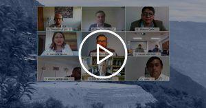 MinSus-BGR y Cepal realizan exitoso curso de cierre de minas dirigido a funcionarios públicos de la Región Andina