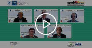 AHK-Peru y BGR realizan seminario sobre las experiencias de Alemania en la remediacion de minas de uranio